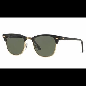 Ray Ban Sunglasses- CLUBMASTER